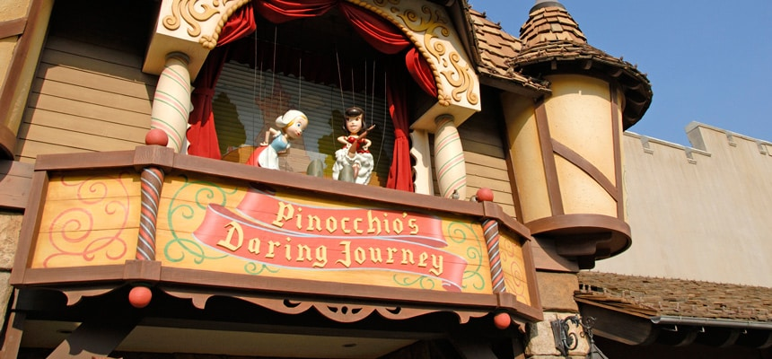 All the kinds of Rides at Tokyo Disneyland – Part 2