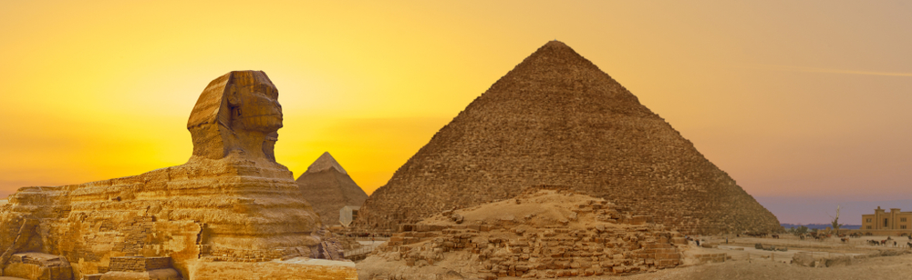Egypt Landmarks for History Buffs