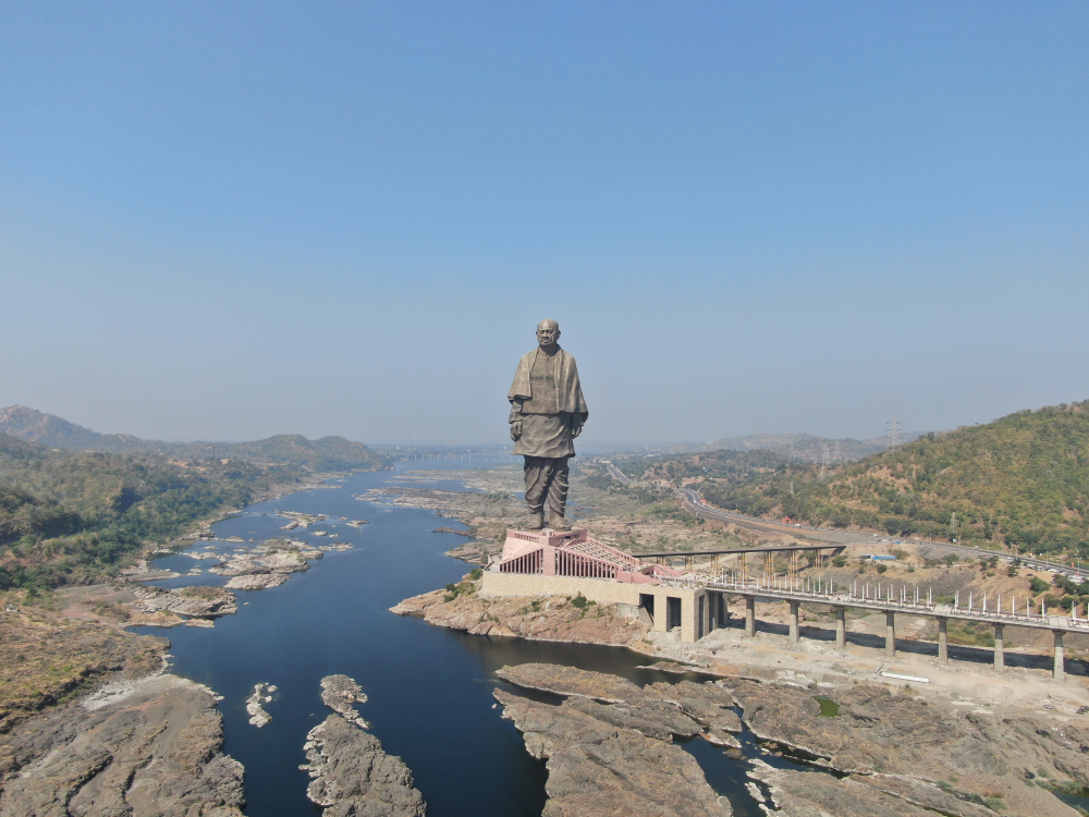 Gujarat Statue of Unity becomes a wedding destination during Pandemic