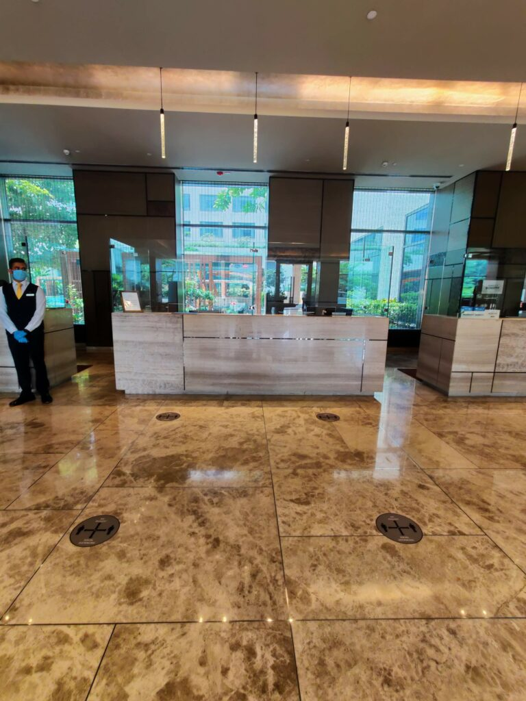 Staycation at Sheraton Grand Whitefield Post Covid-19