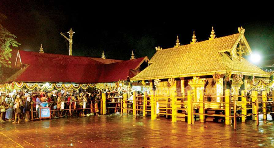Sabrimala pilgrimage season to be held with Covid-19 protocols